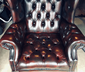 leather furniture cleaning and restoration services