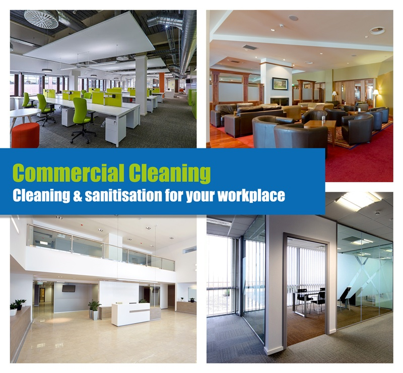 Business and Commercial Cleaning and Sanitisation