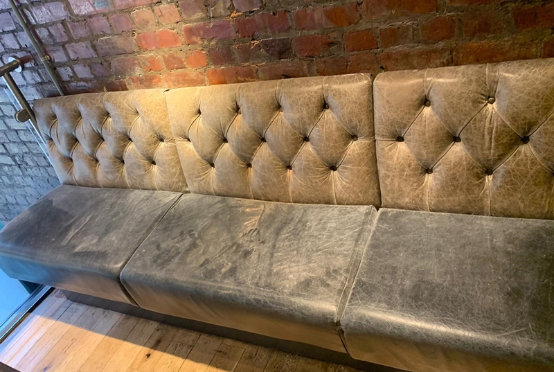 commercial leather restoration services